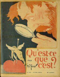 Assiette au beurre n. 58 1902