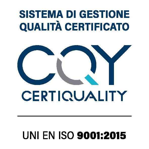 Certificazione ISO9001:2015